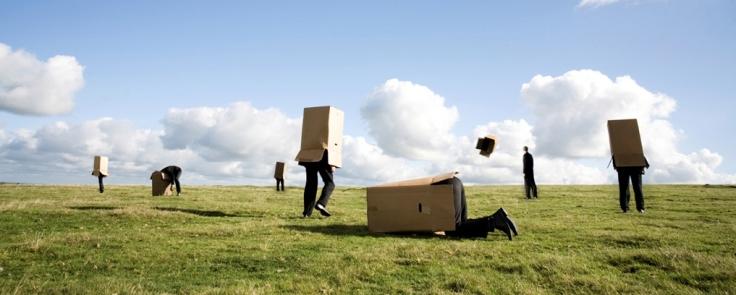 Think outside the box - Jan A. Poczynek
